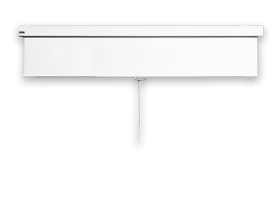 Leinwand - Plana 1:1 mit Selbstroll-Mechanik